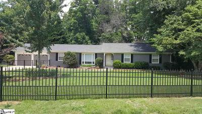 Greenville Single Family Home For Sale: 308 Westcliffe