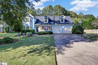 Greer Single Family Home Contingency Contract: 102 Northridge