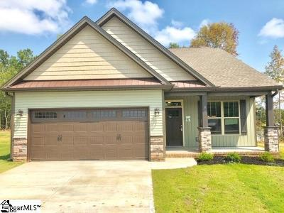Fountain Inn Single Family Home For Sale: 31 Kendals