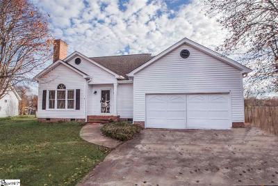 Greenville Single Family Home For Sale: 4 Roxbury