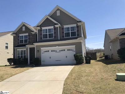 Simpsonville Single Family Home For Sale: 431 Riverdale