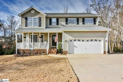 Taylors Single Family Home For Sale: 22 Otter