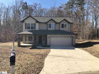 Fountain Inn Single Family Home For Sale: 17 Canterbrooke