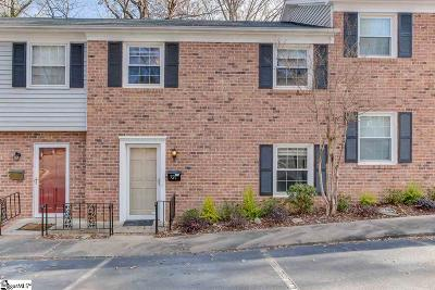 Greenville Condo/Townhouse Contingency Contract: 815 Edwards #Unit 72C