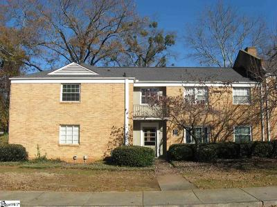 Greenville Condo/Townhouse Contingency Contract: 100 Lewis #21-B