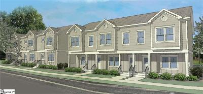 Condo/Townhouse For Sale: 246 S Pearson #Lot 1