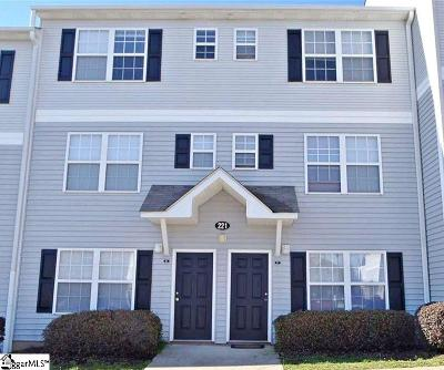 Condo/Townhouse For Sale: 221h Campus