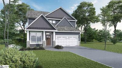 Katherine's Garden Single Family Home For Sale: 705 Corley #Lot 72