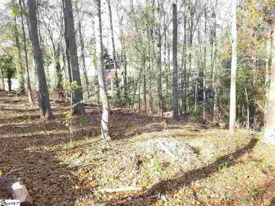Greer Residential Lots & Land For Sale: Green