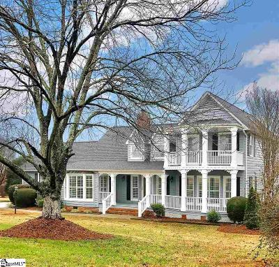 Easley Single Family Home For Sale: 103 Killarney