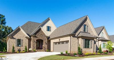 Simpsonville Single Family Home For Sale: 312 Tanoak