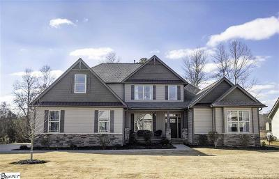 Greer Single Family Home For Sale: 10 Meadowgold