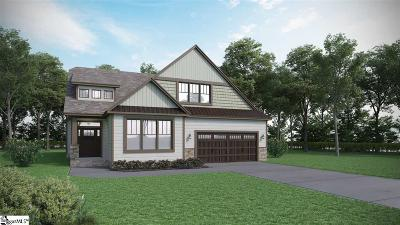 Coventry Single Family Home For Sale: 101 Trimpley #Lot 49
