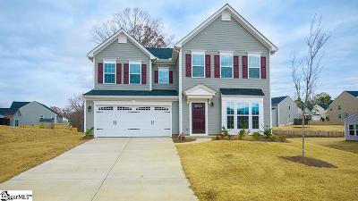 Simpsonville Single Family Home For Sale: 306 Sandusky
