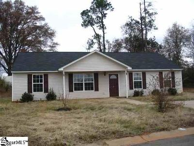 Piedmont Single Family Home For Sale: 4 Bickle