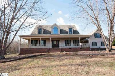 Travelers Rest Single Family Home For Sale: 2731 Tigerville
