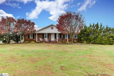 Easley Single Family Home For Sale: 3308 Pelzer