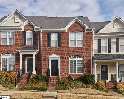 Mauldin Condo/Townhouse For Sale: 229 Hadley Commons
