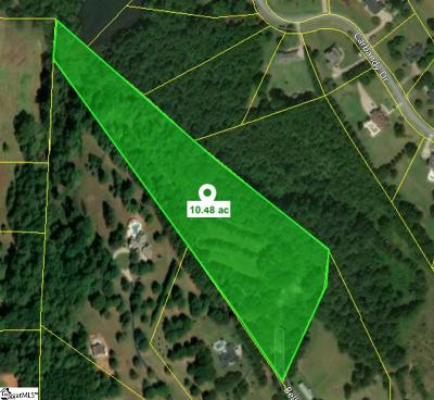 Inman Residential Lots & Land Contingency Contract: 190 Bellview