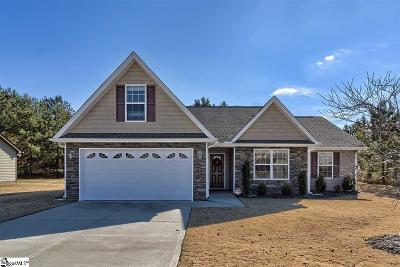 Easley Single Family Home Contingency Contract: 241 Eastpark