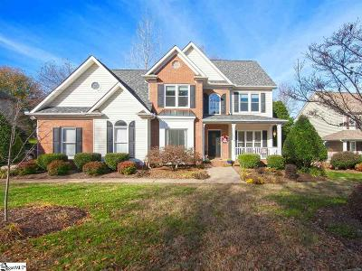 Simpsonville Single Family Home For Sale: 205 Draymoor