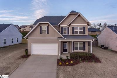 Taylors Single Family Home For Sale: 21 Hollander