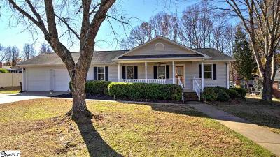 Simpsonville Single Family Home For Sale: 103 Windsor