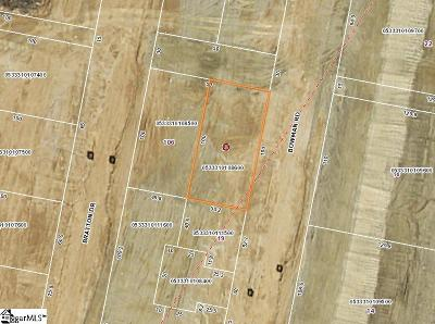 Greenville Residential Lots & Land For Sale: 21 Bowman
