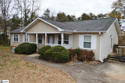 Greer Single Family Home For Sale: 102 Briarcliff