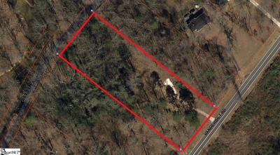 Spartanburg Residential Lots & Land For Sale: 204 Vanderbilt