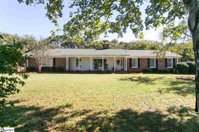 Easley Single Family Home Contingency Contract: 111 Heritage