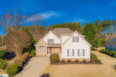 Greer Single Family Home For Sale: 3 Meadow Springs