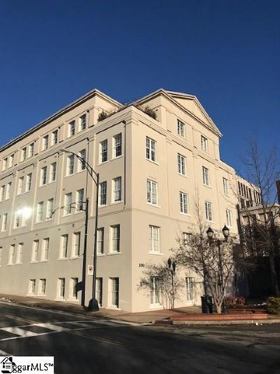 Greenville SC Condo/Townhouse Contingency Contract: $675,000