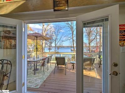Anderson Single Family Home For Sale: 309 Harbor