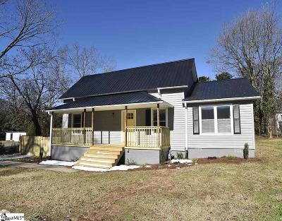 Greenville SC Single Family Home For Auction: $269,000