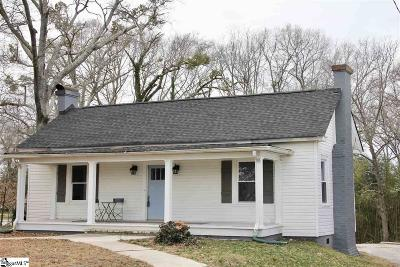 Easley Single Family Home For Sale: 406 S Fifth
