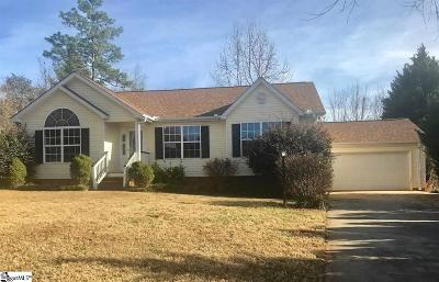 Single Family Home For Sale: 117 Ede