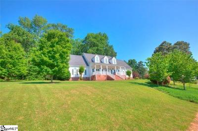 Easley Single Family Home Contingency Contract: 133 Red Maple