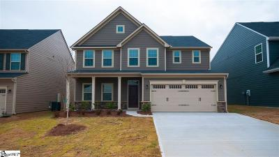 Simpsonville Single Family Home For Sale: 617 Emerald Hill