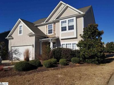 Simpsonville Single Family Home For Sale: 235 Paqcolet