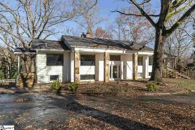 Single Family Home For Sale: 2600 Six Mile