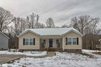 Taylors Single Family Home For Sale: 1384 Camp Creek
