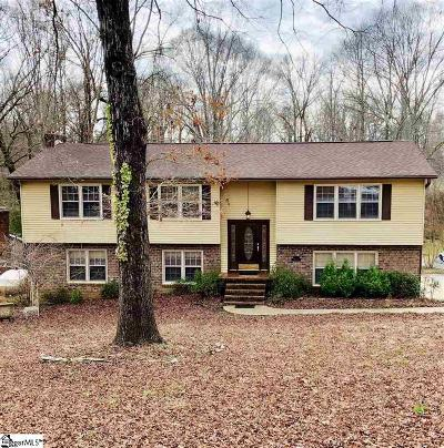 Taylors Single Family Home For Sale: 8 Old Mill