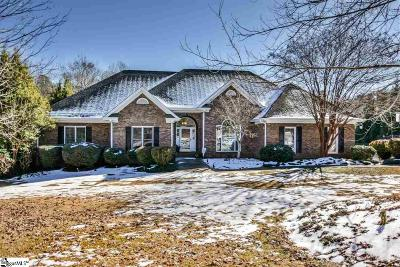 Spartanburg Single Family Home For Sale: 219 Hillsboro