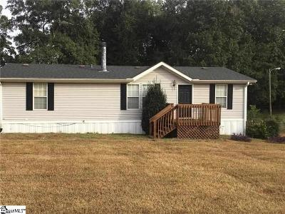 Piedmont Mobile Home For Sale: 100 Manchester