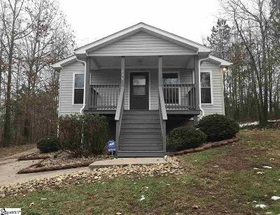 Easley Single Family Home Contingency Contract: 116 Zion