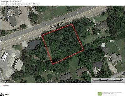 Residential Lots & Land For Sale: Springdale