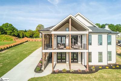 Greer Single Family Home For Sale: 423 Mount Vernon