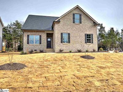 Greenville County Single Family Home For Sale: 141 Scalybark