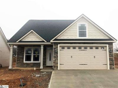Simpsonville Single Family Home For Sale: 309 Loxley